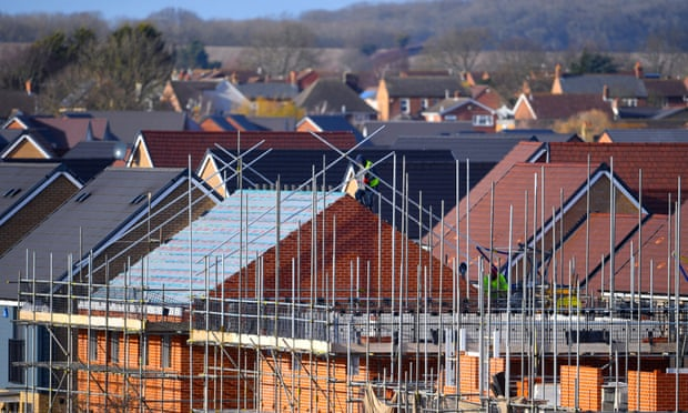 England needs 3 million new social homes by 2040, says cross-party report