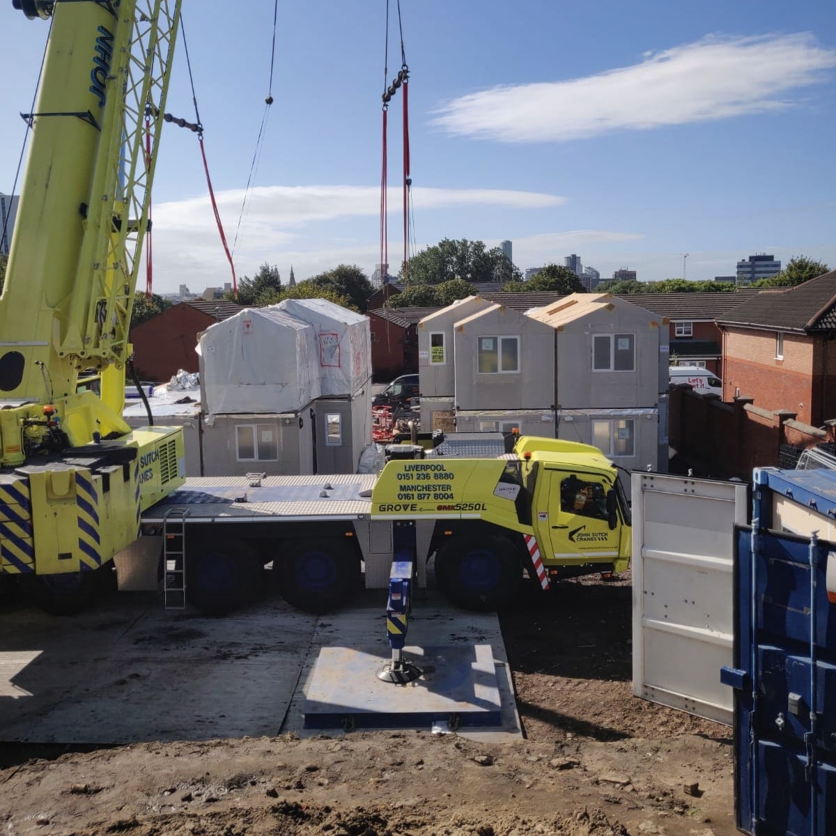 Liverpool City Council's new 'ethical housing company' Foundations set to partner with SPACE|MODULAR to deliver energy efficient modular homes for rent as part of their 10,000 new homes target